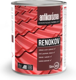 Antikorózna farba RENOKOV www.pulzar.sk Farby Laky
