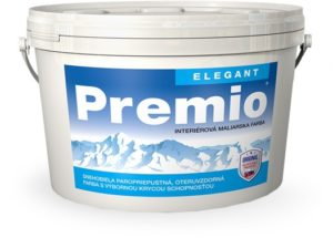 Interiérová farba PREMIO ELEGANT www.pulzar.sk Farby Laky