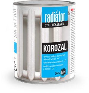 KOROZAL radiátor www.pulzar.sk Farby Laky