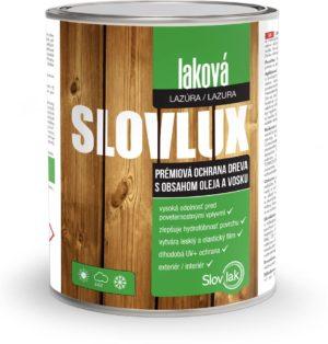 Laková lazúra SLOVLUX www.pulzar.sk Farby Laky